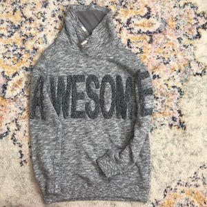 Awesome sweatshirt by cat and Jack size 810